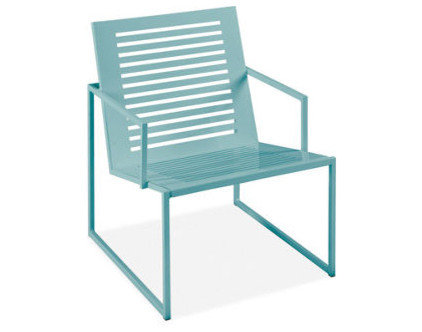 modern outdoor chairs by Room & Board