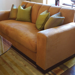 "Bespoke Furnishings - ""Escuir"" ® Sofa designed by Adeeni Design Group"