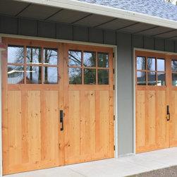 Custom Carriage Doors -