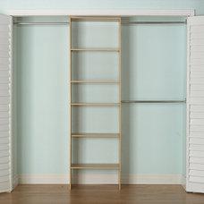 Contemporary Closet Organizers by Overstock.com
