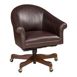 Hooker Furniture - Executive Swivel Tilt Chair - EC418-089
