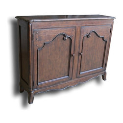 EuroLux Home - New Sideboard French Country Wood Raised - Product Details