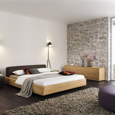 Modern Beds by Wharfside