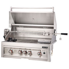 Contemporary Outdoor Grills by Shop Chimney