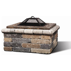 modern firepits by General Shale
