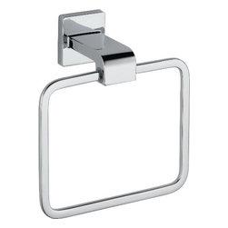Delta Faucet Company - Delta Arzo Towel Ring, Chrome (77546) - Delta 77546 Ara Towel Ring, Chrome