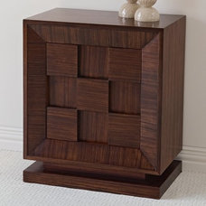 Contemporary Nightstands And Bedside Tables by Hayneedle