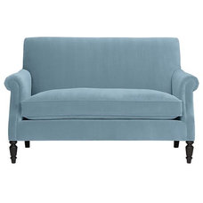 Traditional Love Seats by Crate&Barrel