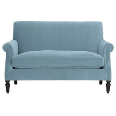 traditional love seats by Crate&amp;Barrel