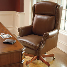 Traditional Office Chairs by FRONTGATE