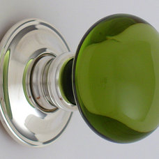 Traditional Knobs by Merlin Glass