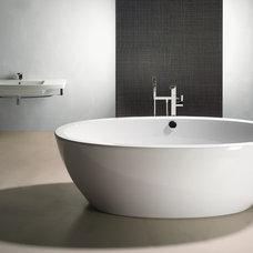 Modern Bathtubs by Plumbonline