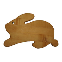 Shark Shade / Martin Carts - Rabbit Hard Maple Cutting Board - Made with Rock Hard Maple Planks