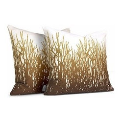 Inhabit | Field Grass Pillow
