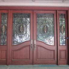 Mediterranean Front Doors by Grand Doors