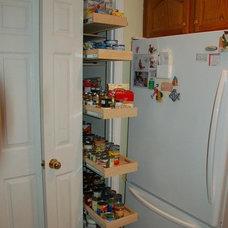 Pantry Cabinets by ShelfGenie of Kentucky