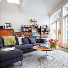 Modern Living Room by Lisa Petrole Photography