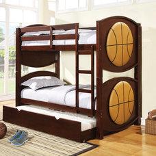 Modern Bunk Beds by Dexter Sykes