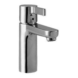 Hansgrohe - Hansgrohe Metris S Single-Hole Lavatory Faucet, Chrome (31060001) - Hansgrohe 31060001 Metris S Single-Hole Lavatory Faucet, Chrome