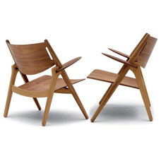 Midcentury Living Room Chairs by hive
