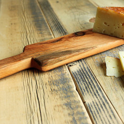 Reclaimed Wood Serving and Cheese Board - Serving Board / Cheese Board (Sutton Collection)