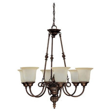 Traditional Chandeliers by Elite Fixtures