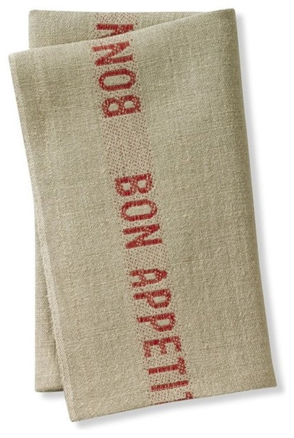 Contemporary Dishtowels by Williams-Sonoma