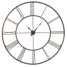 Modern Clocks by Colom and Brit Interiors