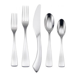 Oneida - Oneida Heirloom Curva 20 Pc. Flatware Set - Includes: