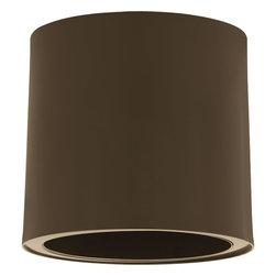 "Progress Lighting - Progress Lighting P6006-20 6"" Surface Mount Cylinder - Progress Lighting P6006-20 6"" Surface Mount Cylinder"