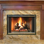 """Forshaw - Franklin MDF Primed White Fireplace Mantel Surround - 42 inch - Model: SYE-42FRKLNMDF-PRIME. Primed Mantel. Simple elegance and understated styling. For home use. Ready to install. Dimensions: 53"""" (W) x 42"""" (H) x 8.75"""" (L) x 82.25"""" (OL) x 55.75"""" (OH) x 7.88"""" (S). This (MDF Primed White) mantel is ready to be painted."""