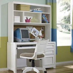 Bestsellers - Lea Elite Reflections Desk 876-345 by Lea Industries