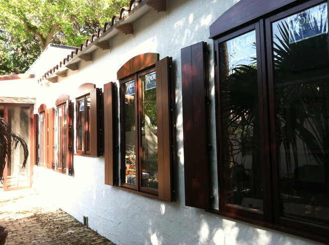 Mediterranean Windows by Deerfield Builders Supply