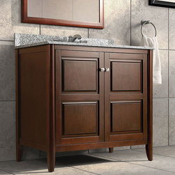 Pennfield Collection - by Foremost - Classic design and clean lines come together to create the Pennfield vanity collection. Simple and uncluttered.