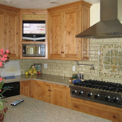 Kitchen Remodel - self