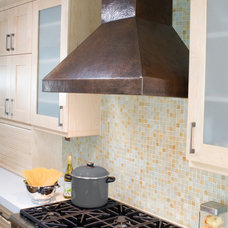 Traditional Kitchen Hoods And Vents by Native Trails