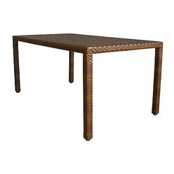 Panama Jack St. Barths Rectangular Dining Table