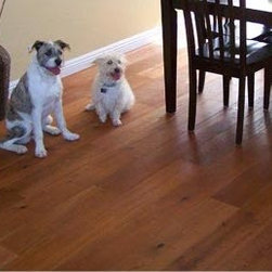 White Oak French Connection - White Oak flooring is full of light tones that give a crisp, clean feel. It has long been a versatile standard in homes across the U.S. because of its universally complementary combination of deep grayish-brown heartwood and pale white tones. It also carries with it the feeling of tradition. White Oak hardwood flooring is also known for its durability, strength, and resistance to wear, serving as planking for boats and even mine timbers. The amazing decorative flexibility of White Oak hardwood makes it an outstanding floor for all settings and occasions. Our White Oak comes in a variety of colors and stains to suit any decor. Additionally, our FSC certified engineered White Oak floors feature enhanced dimensional stability over standard solid white oak floors.