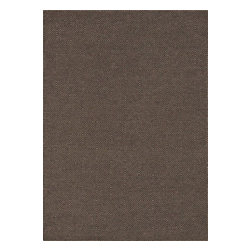 Loloi Rugs - Loloi Rugs Oakwood Dune Transitional Hand Woven Rug X-670500UD60-KOWKAO - The flatwoven Oakwood Collection is an earthy neutral that benefits from natural, dye-free wool. The handwoven rugs have an intricate speckled look, thanks to the nature of pure, fine wool. Oakwood is a sleek option that will add superior texture without pattern. It comes in Wheat, Stone, Natural, Gravel, and Dune.