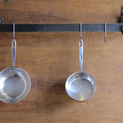 pot & pan holder - Railroad inspired pot & pan holder by Railroadware