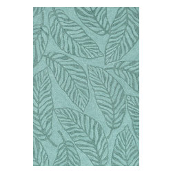 """Loloi Rugs - Loloi Rugs Tropez Collection, Aqua, 3'-6""""x5'-6"""" - �Set the foundation for an island lifestyle with our Tropez Collection. Hand hooked in China of 100% polypropylene, Tropez features tropical inspired design with trending-now colors suited for outdoor living. Take a closer look (or zoom in), and you'll notice the use of mixed yarns that give Tropez a refined color blend. And like all of our indoor/outdoor rugs,Tropez is easy to clean and will withstand any rain or sunshine."""