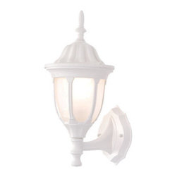 "Acclaim Lighting - Acclaim Lighting 5060 Suffolk 1 Light 15"" Height Outdoor Wall Sconce - Acclaim Lighting 5060 Suffolk One Light 15"" Height Outdoor Wall SconceDecorative but not ostentatious, this outdoor wall sconce from the Suffolk Collection will provide years of trouble free illumination.Acclaim Lighting 5060 Features:"