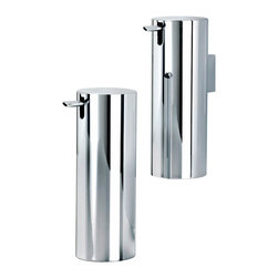 Harmony - Harmony Soap Dispenser in Chrome - Soap Dispenser