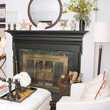 Living Room by Kate Jackson Design