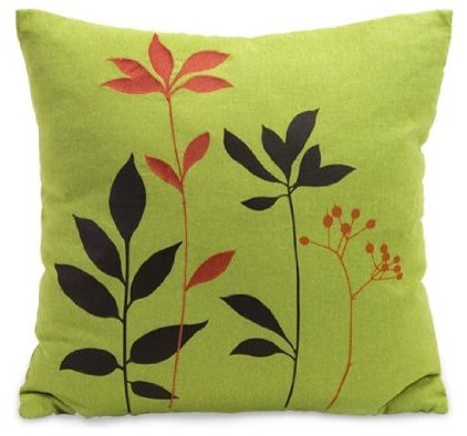 eclectic pillows by Southern Hospitality
