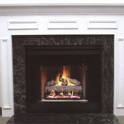 Wood Fireplace Mantel - A time proven winner in our wide selection of wood mantels.