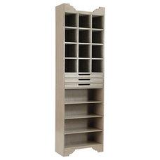 Transitional Display And Wall Shelves  by Ballard Designs