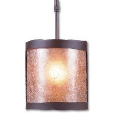 Eclectic Pendant Lighting by LodgeLighting.com