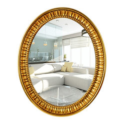Golden Oval Carved Bathroom Mirrors Please Browse More