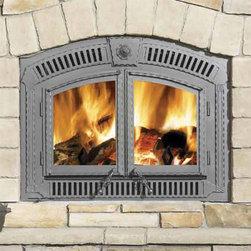 WOLF STEEL LTD (NON-CORE) - NZ3000 Napoleon Wood Burning Fireplace - NZ3000 Napoleon Wood Burning Fireplace